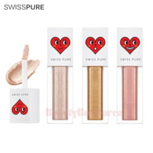 SWISS PURE Glow Eye Glitter Shadow 4.7g [Charles Jang Edition]